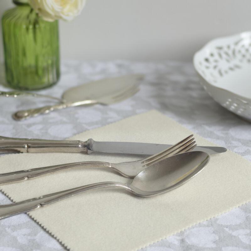 eco-friendly polishing cloth 100 percent biodegradable