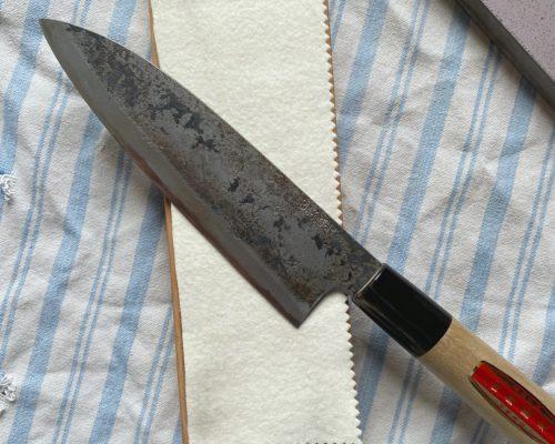 Leather Strop Alternative