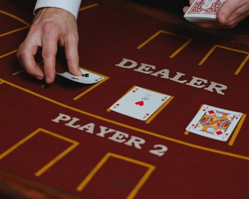Poker Table Fabric