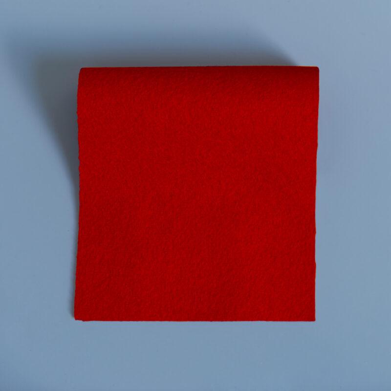 vivid hue fine baize dark scarlet