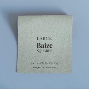 Green Clay Precut Baize Squares – Card Table Size