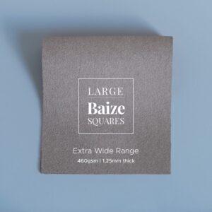 Mushroom Precut Baize Squares – Card Table Size