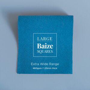 Nighttime Blue Precut Baize Squares – Card Table Size