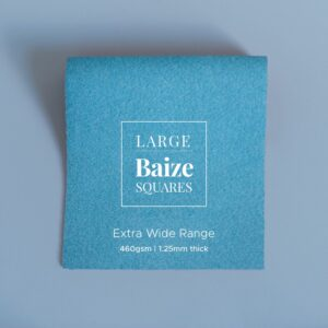 Persian Gulf Precut Baize Squares – Card Table Size