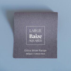 Smoke Precut Baize Squares – Card Table Size