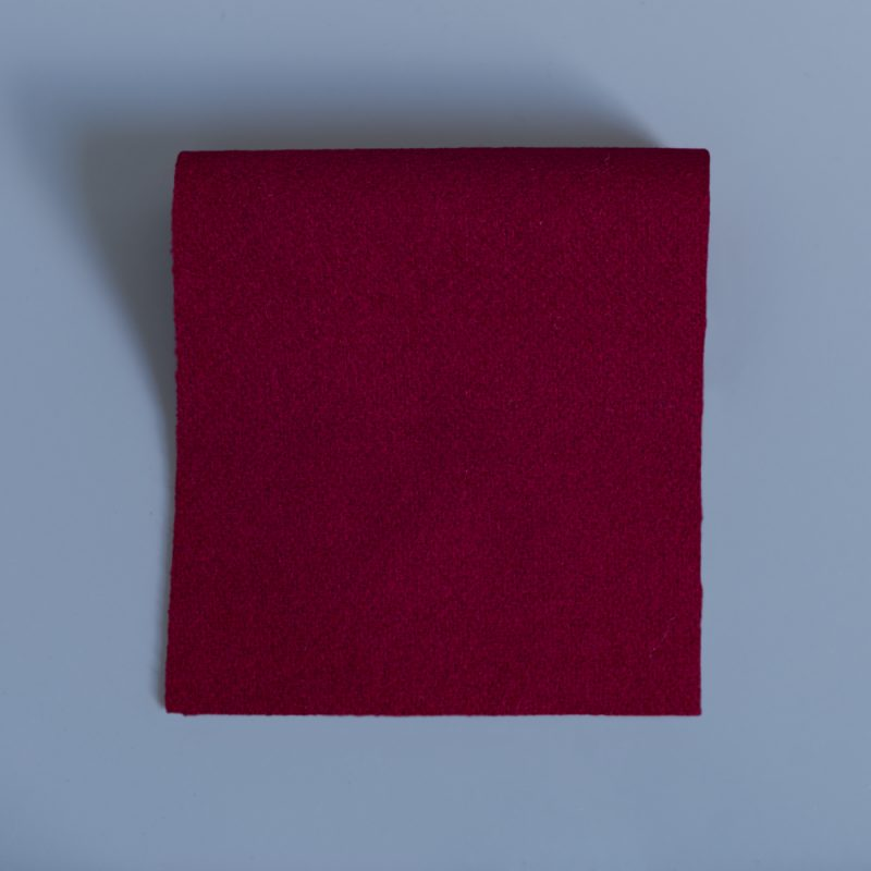 modern classic gothic red interiors fabric