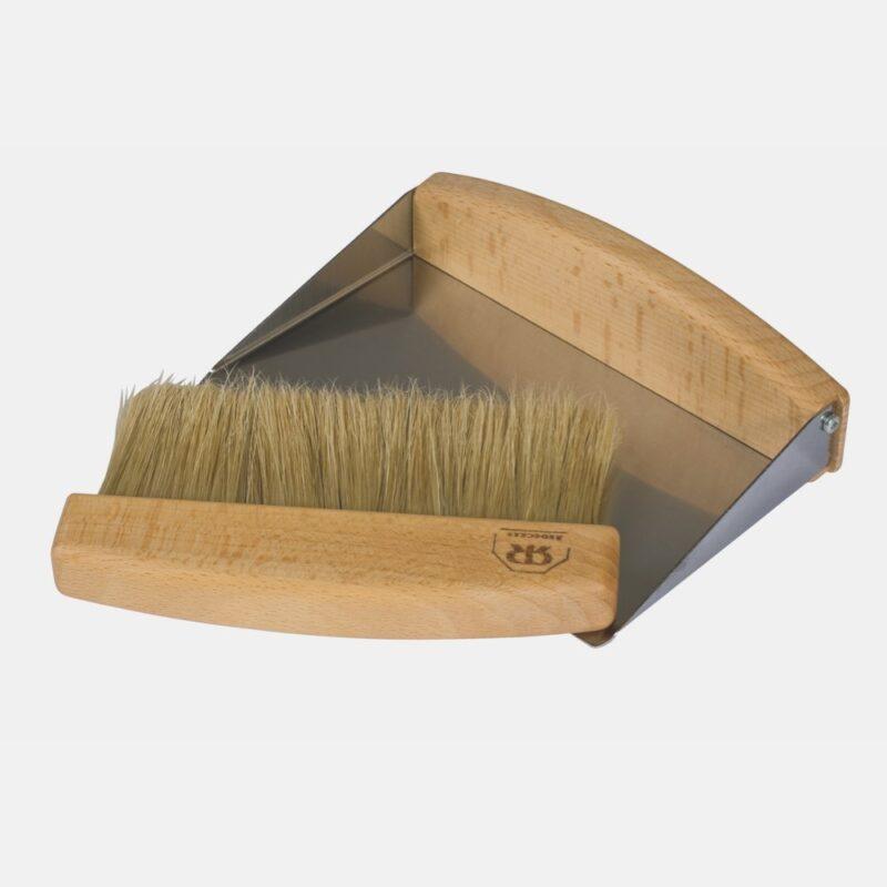 redecker beechwood table sweeping set