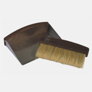 Table Sweeping Set – Dark Wood