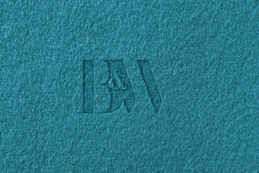 branded self-adhesive fabric backing for lamps and furniture