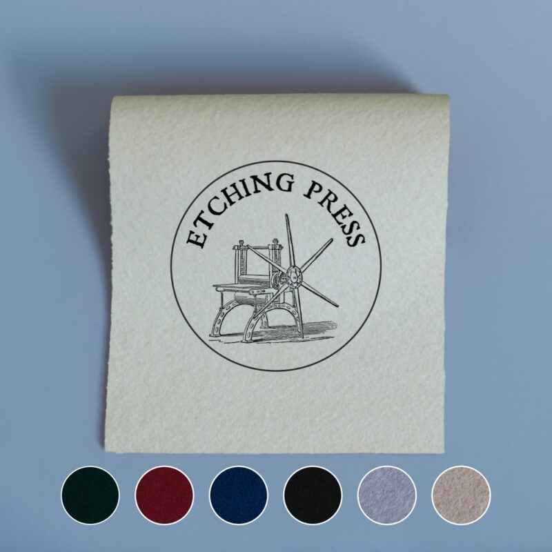 etching press blankets - set of two