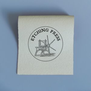 Replacement Etching Press Blanket